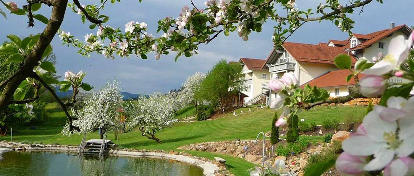 Miethaner das familiäre Landhotel am Höllenstein See
