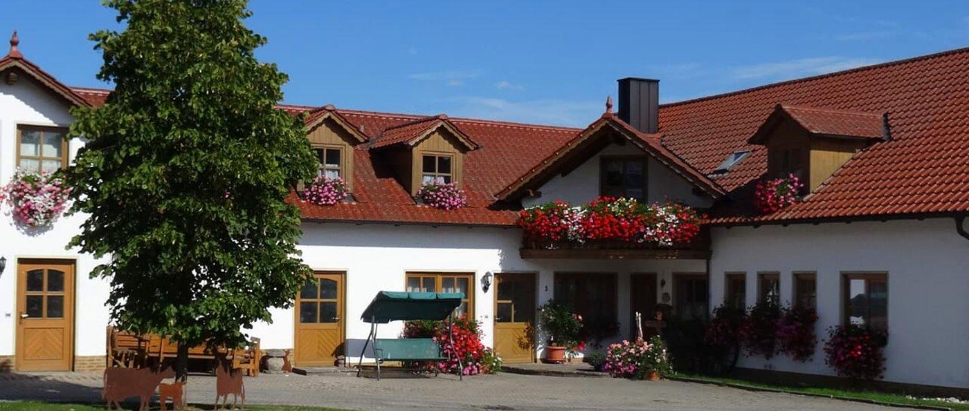 Bauernhofurlaub am Ponyhof Nißl in der Oberpfalz