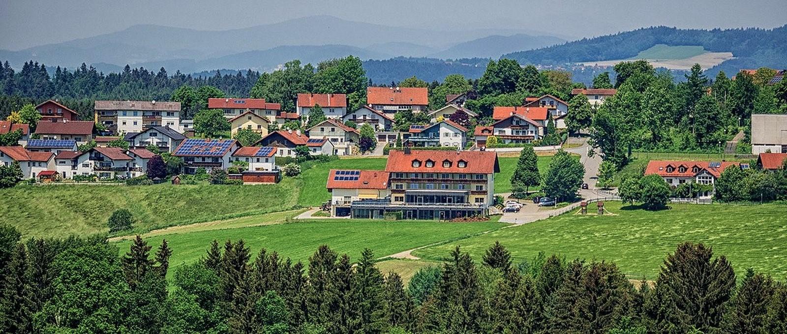 Wellness und Balancehotel Landrefugium Obermüller