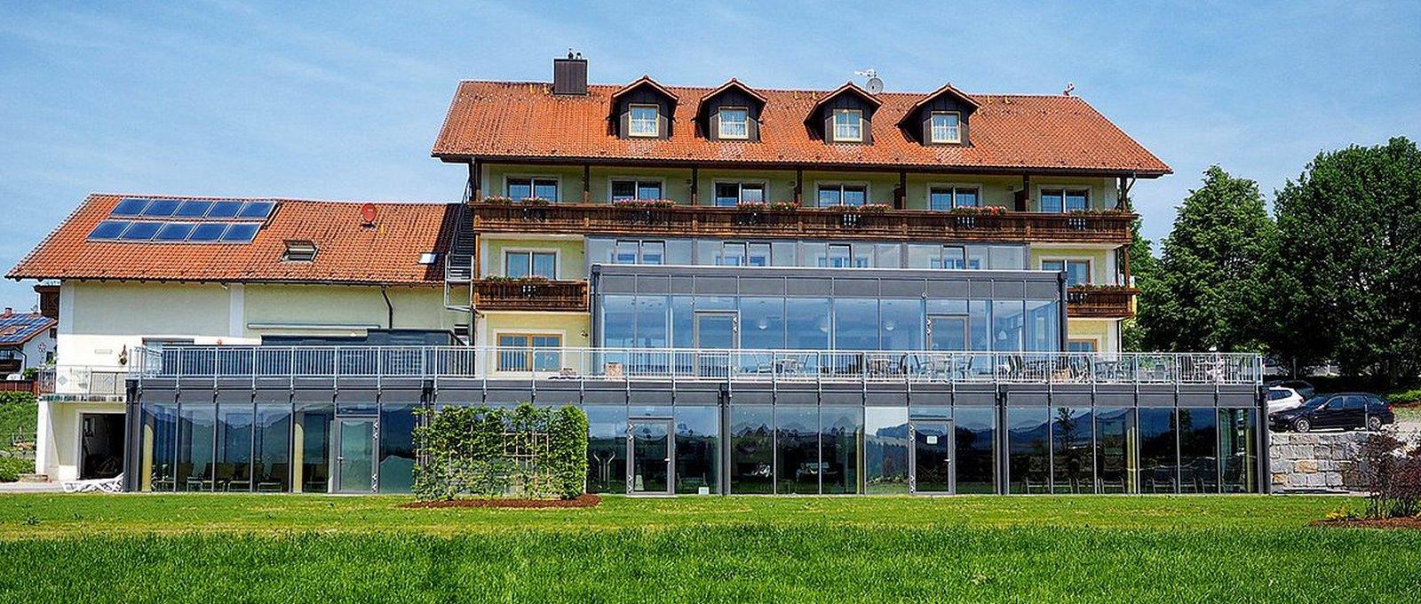 Landhotel Obermüller in Untergriesbach