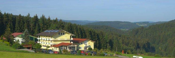 Bayerischer Wald Fastenhotel bei Bodenmais Heilfasten im Urlaub