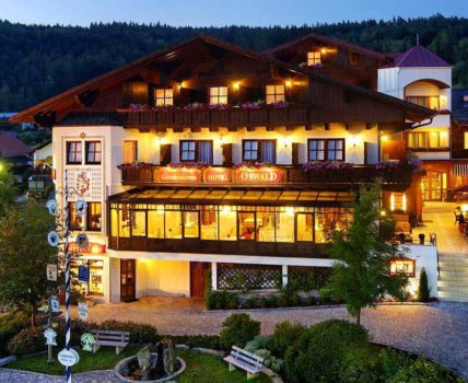 Land Romantik Hotel Oswald Wellness & Beautyurlaub