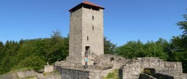 Pauschalurlaub mit Burgbesichtigung Altnussberg Bayerischer Wald