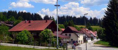 Pensionen im Bayerischen Wald Ferienort Ludwigstal
