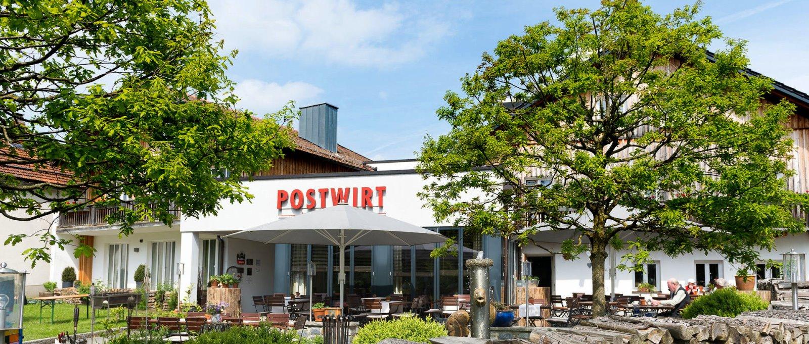 Landhotel Postwirt in Grafenau am Nationalpark Bayerischer Wald