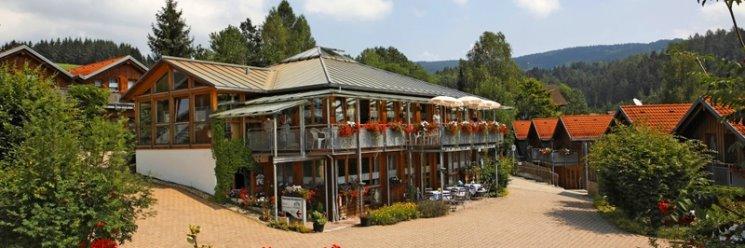 Ferienpark Pürgl Bayerischer Wald All inklusive Urlaub Hotel Ansicht