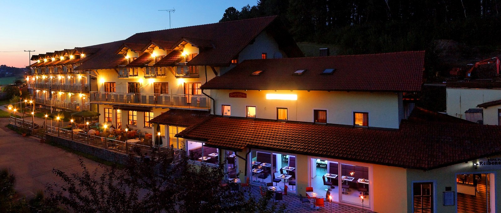 Wellness SPA Hotel Reibener Hof in Niederbayern