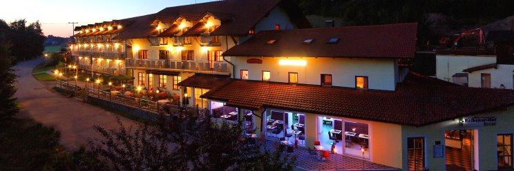 Wellness und Spahotel Hotel Reibener Hof in Konzell nähe Straubing in Niederbayern