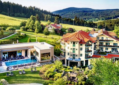 Familien Wellnesshotel Reinerhof in Sankt Englmar