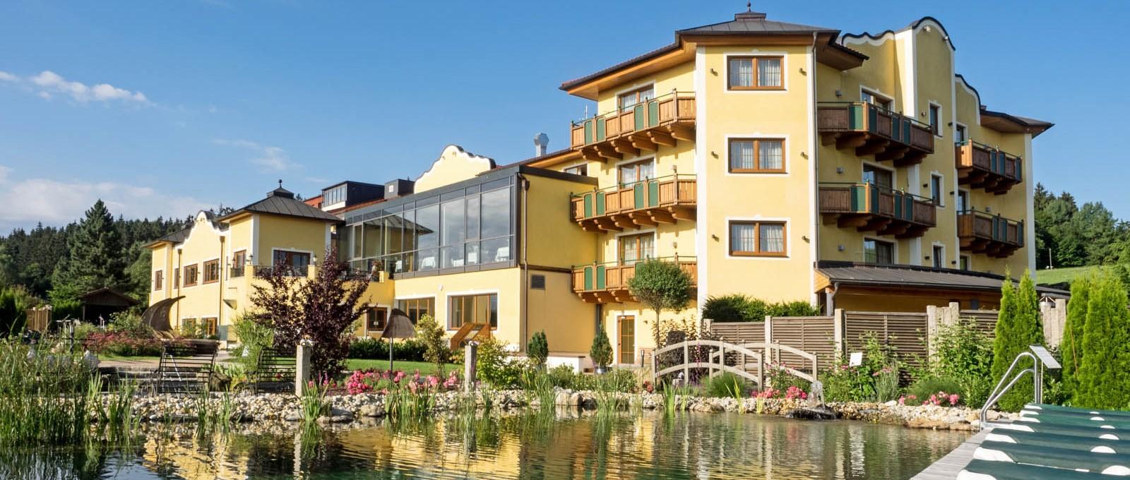 4 * Wellnesshotel Reischlhof im Bayerischen Wald