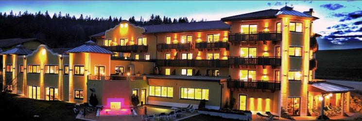 Reischlhof in Wegscheid - das Top 4 Sterne Wellnesshotel im Bayerischen Wald