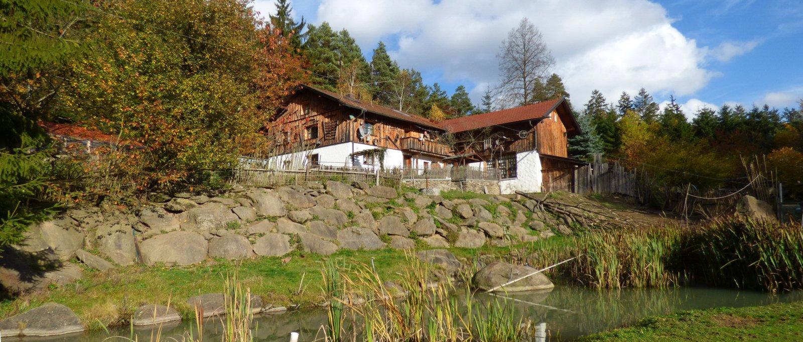 Richard's Almhütte in Teisnach Bayerischer Wald