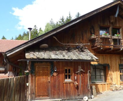 Urige Selbstversorgerhütte Hüttenurlaub bis 10 Personen