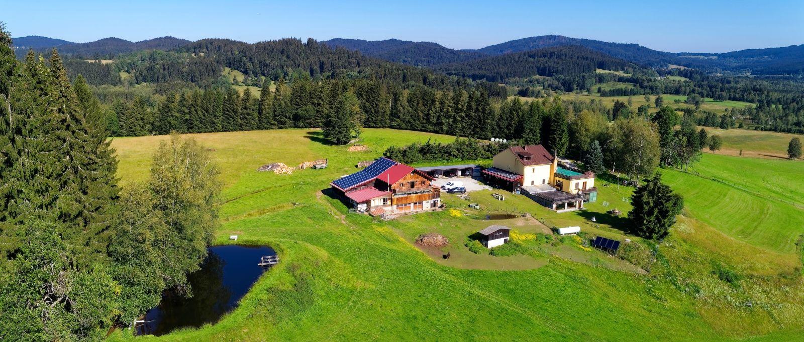 Runenhof die Bauernhof Pension im Bayerischen Wald