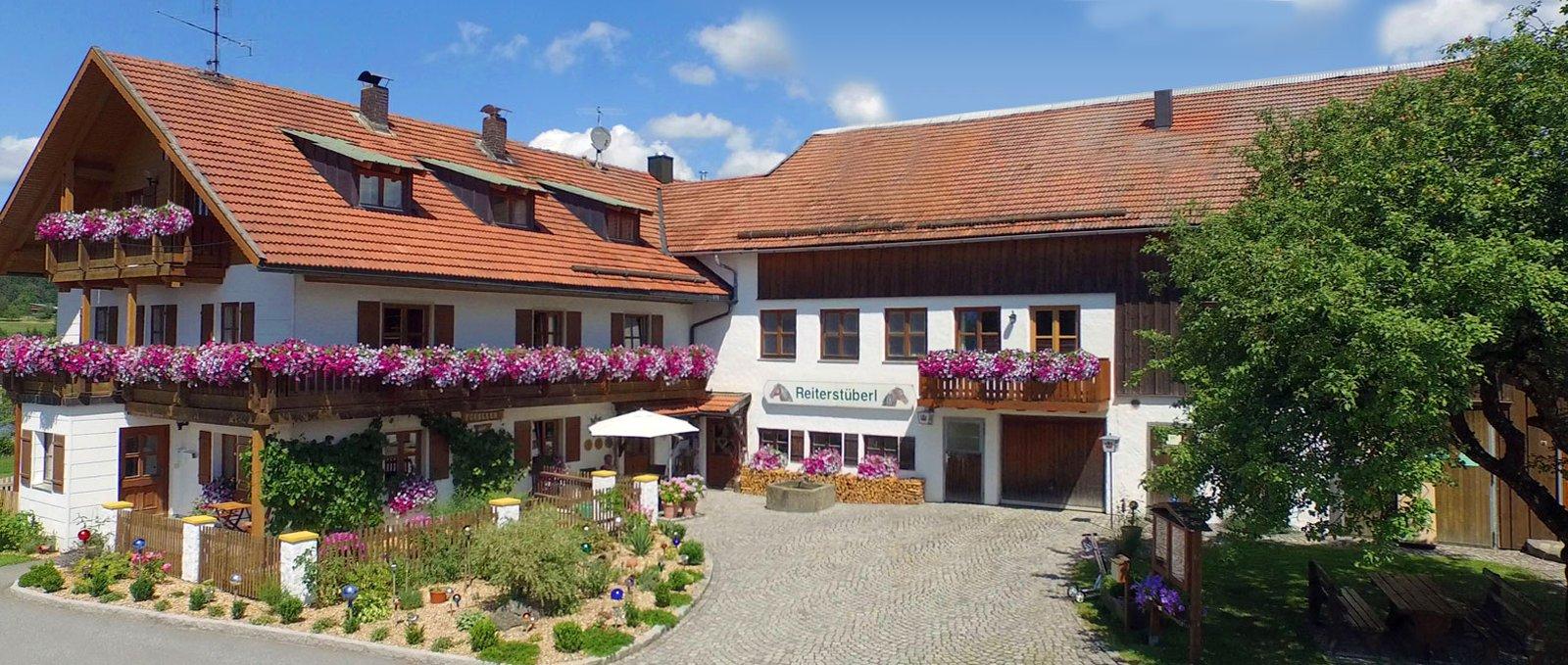 Forellen Reiterhof Schanzer in Riedelsbach – Kontakt