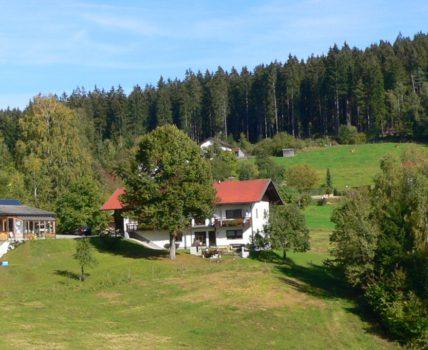 Bayerischer Wald Pension Schreder in Lindberg