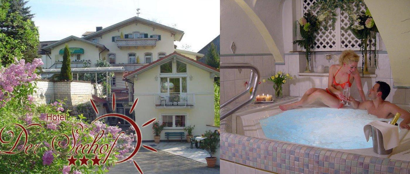 "Aktivhotel ""Der Seehof"" das Familienhotel in Hauzenberg"