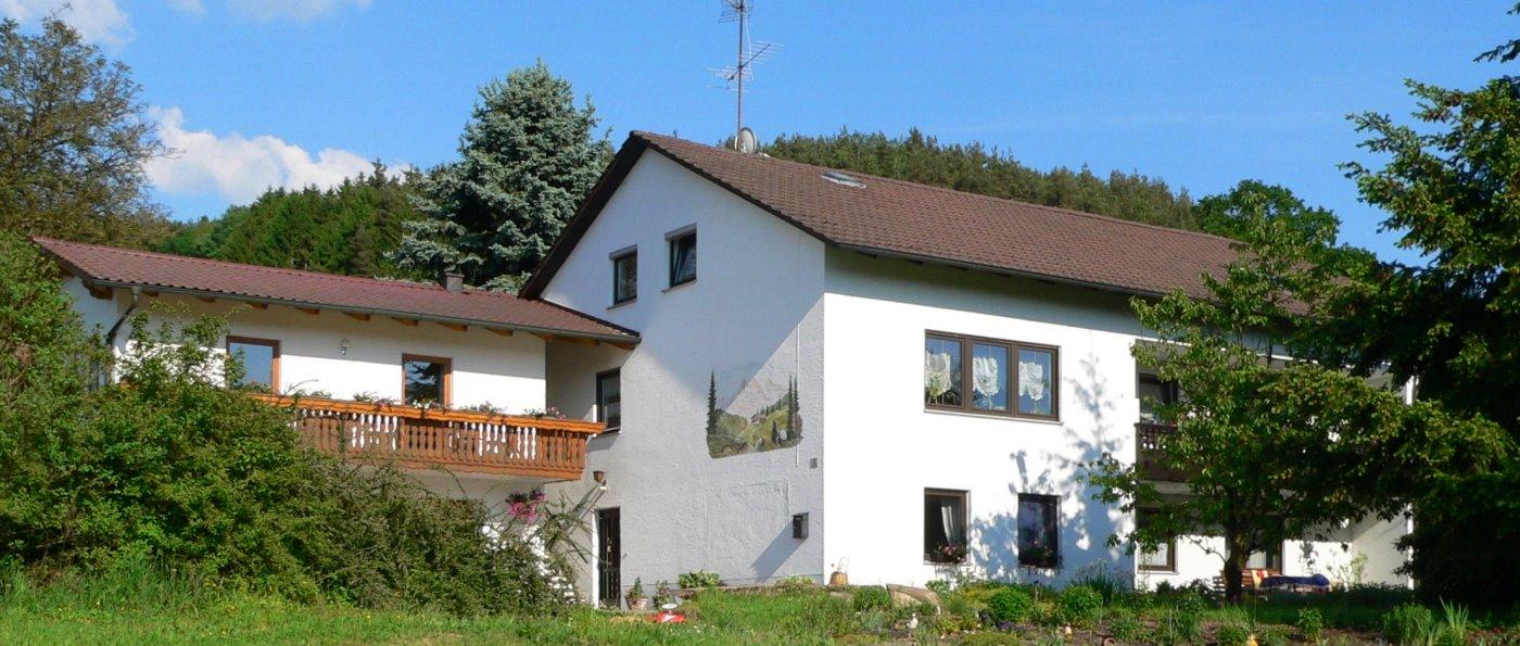 preiswerte Ferienwohnung Zell in der Oberpfalz