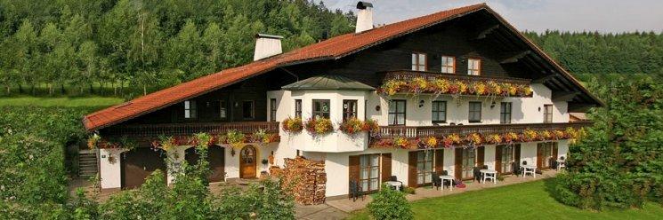 Pension Sonnleit'n in Klautzenbach / Zwiesel Ansicht