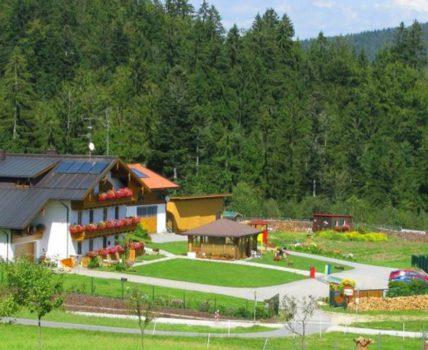 Ferienwohnung Haus Spannbauer in Altreichenau – Kontakt