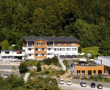 modernes 4 Sterne Hotel Wellness für Junge Leute