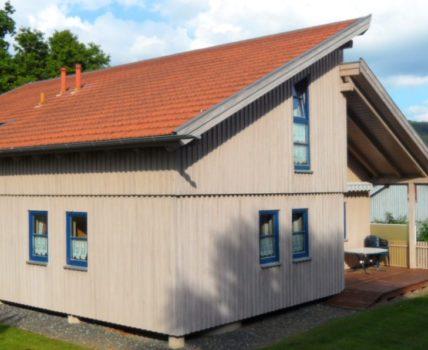 Ferienhaus im Feriendorf Hagbügerl bei Waldmünchen