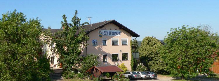 Familienfreundliche Hotels in Bayern Gasthof Türlinger Ansicht