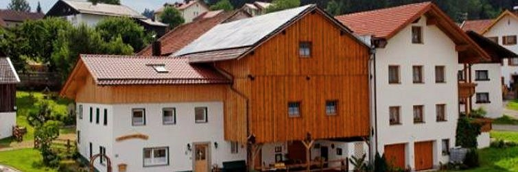 Ferienhaus Rachelblick Untermitterdorf Ansicht