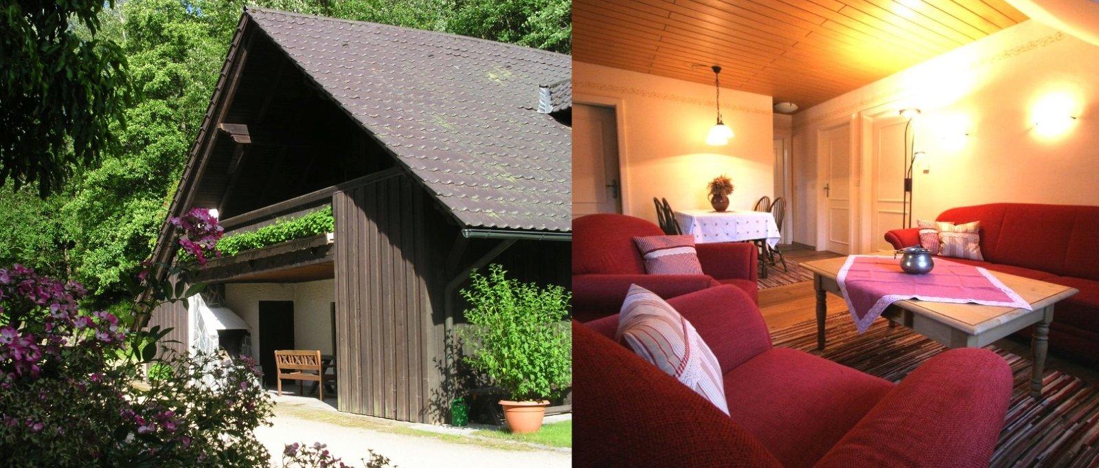 Ferienwohnungen Kopp im Untermurnthal  – Kontakt