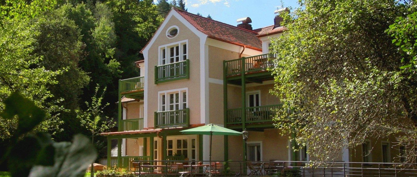 Exklusive Appartements im Oberpfälzer Wald, Alleinlage