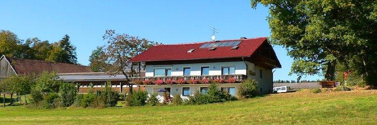 Bayerischer Wald Familien Urlaub am Bauernhof Ansicht