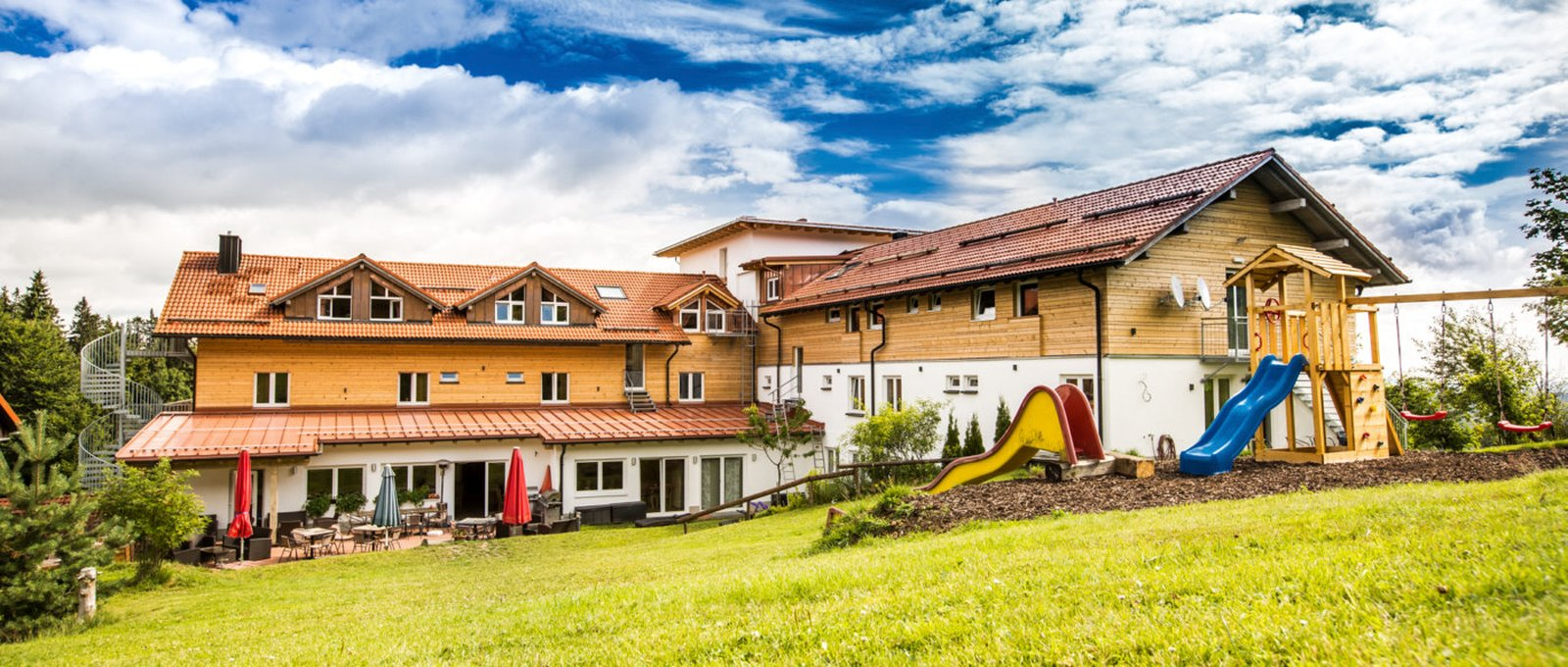 Familiäres Landhotel Haus Waldeck für Urlaub mit Hund