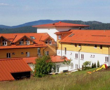 Landhotel  Haus Waldeck Philippsreuth – Kontakt