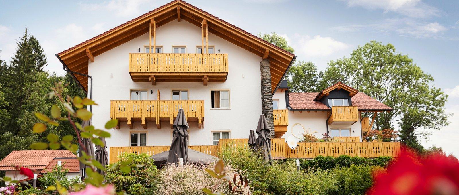 Hotel Waldschlössl in Neukirchen b. hl. Blut